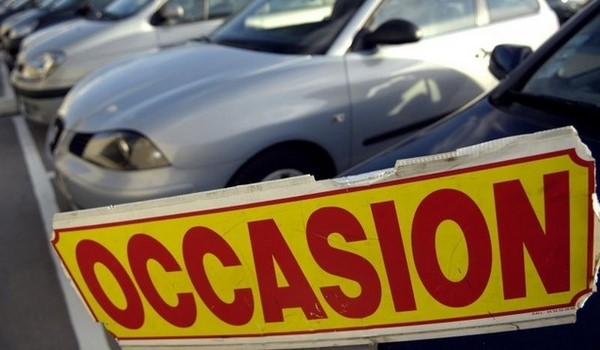 Vente vehicules d'occasion